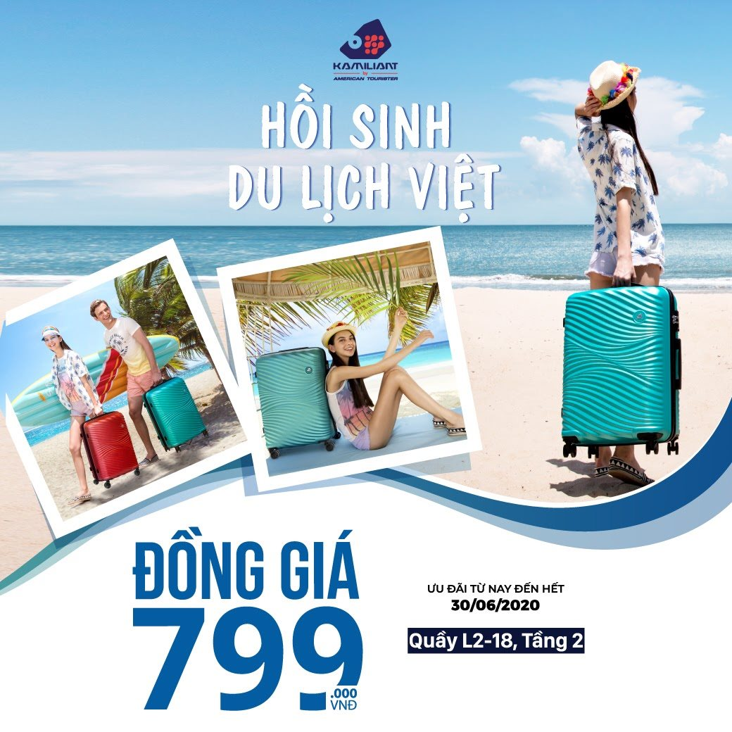 REVIVING VIET NAM TOURISM - International brand, local price - Same price 𝟳𝟵𝟵.𝟬𝟬𝟬đ