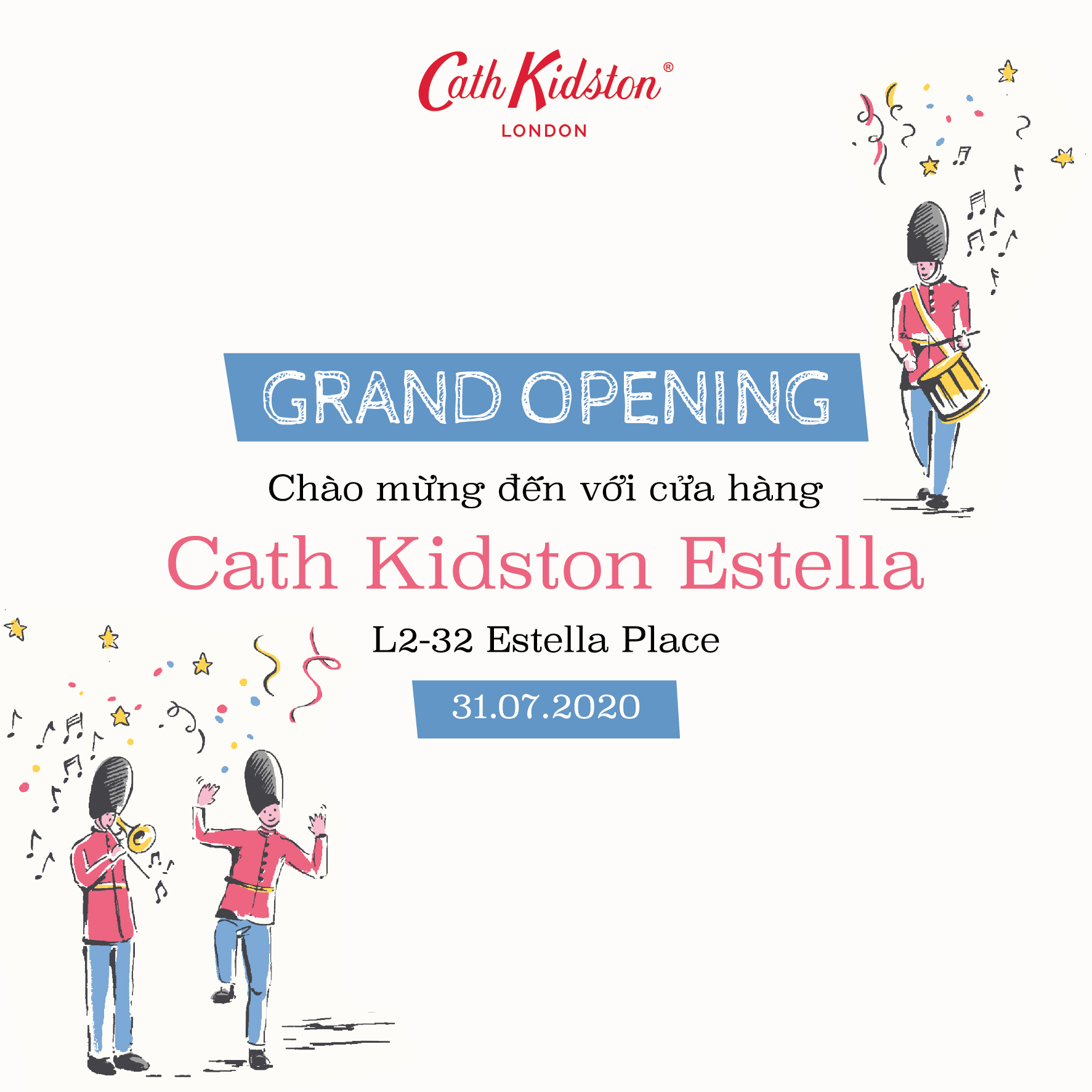 Cath Kidston - Grand Opening