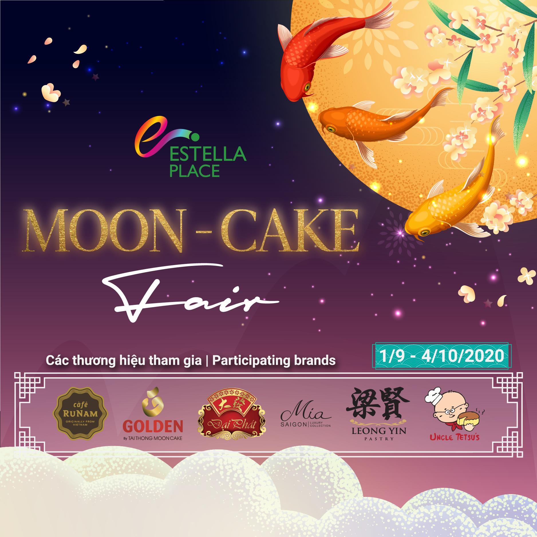 Estella Place Moon Cake Fair 2020
