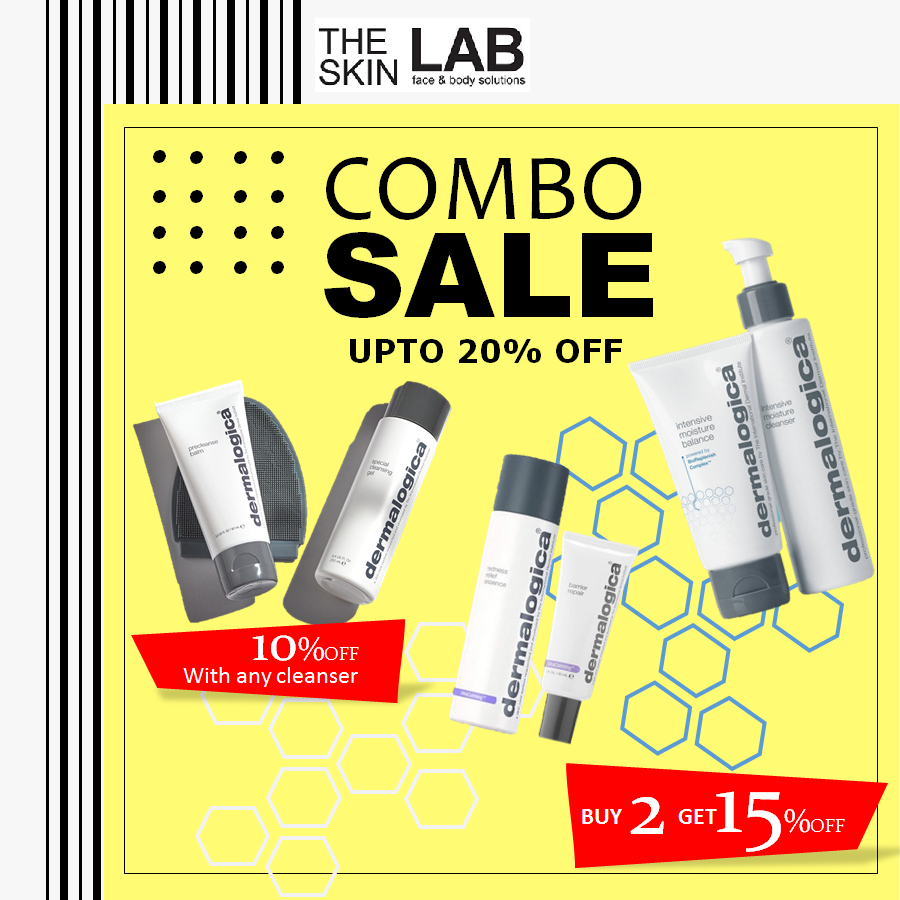THE SKIN LAB OCTOBER PROMOTION COMBO SALE
