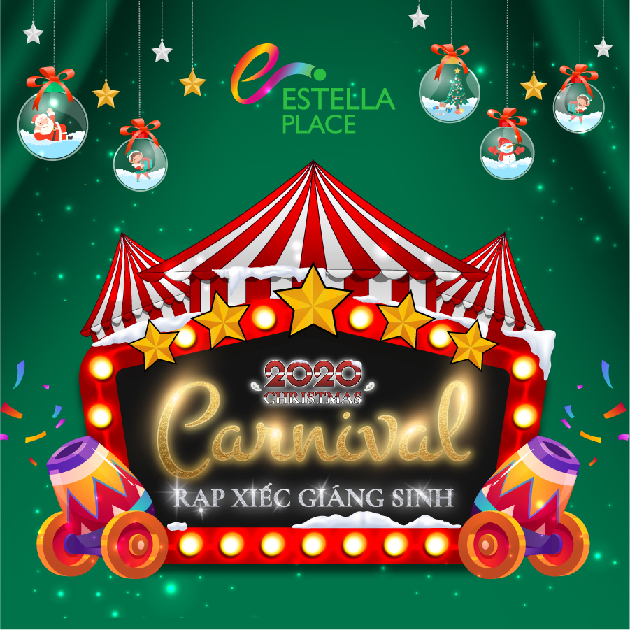 ESTELLA PLACE CHRISTMAS ACTIVITIES