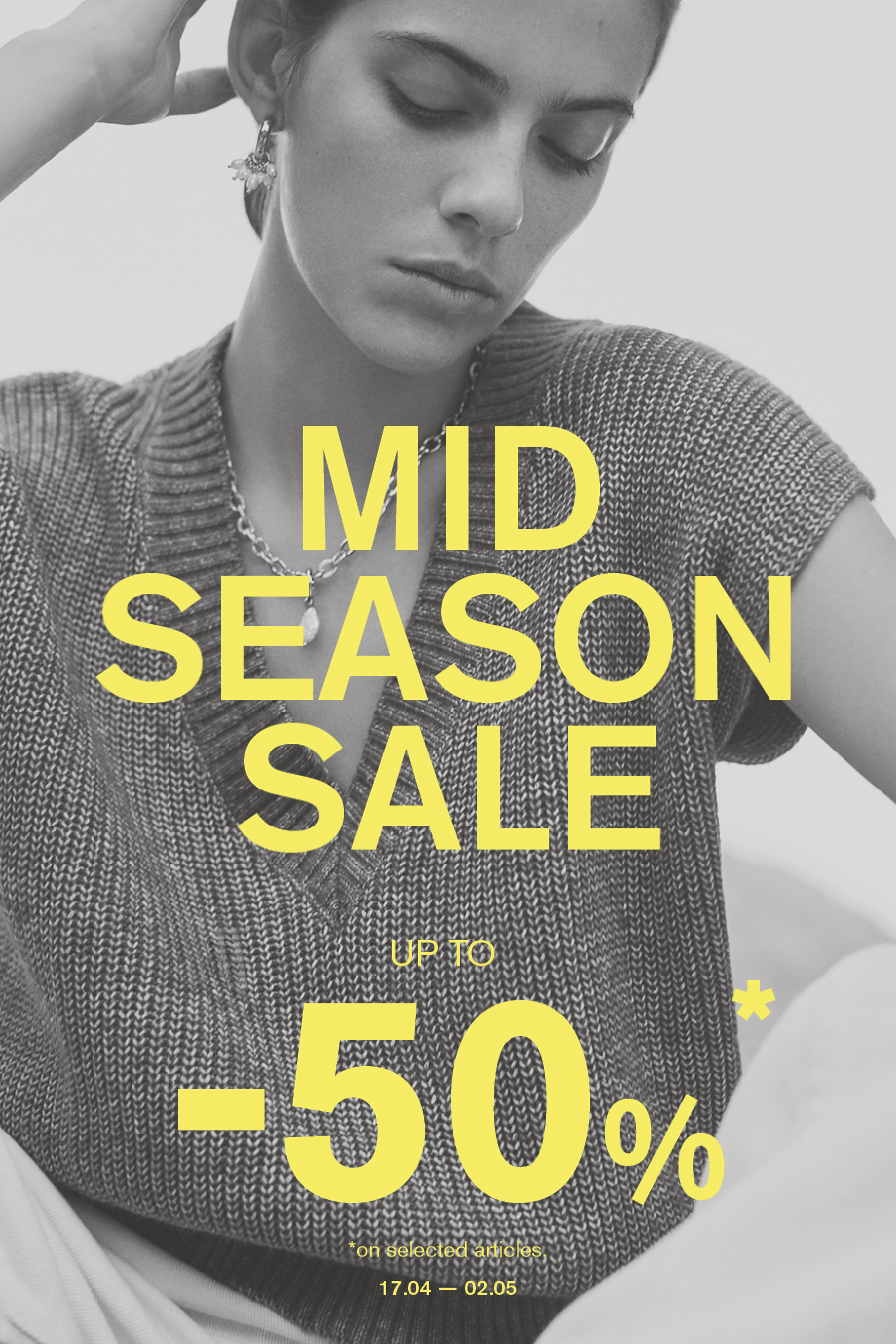 PARFOIS MID SEASON SALE - UP TO 50%