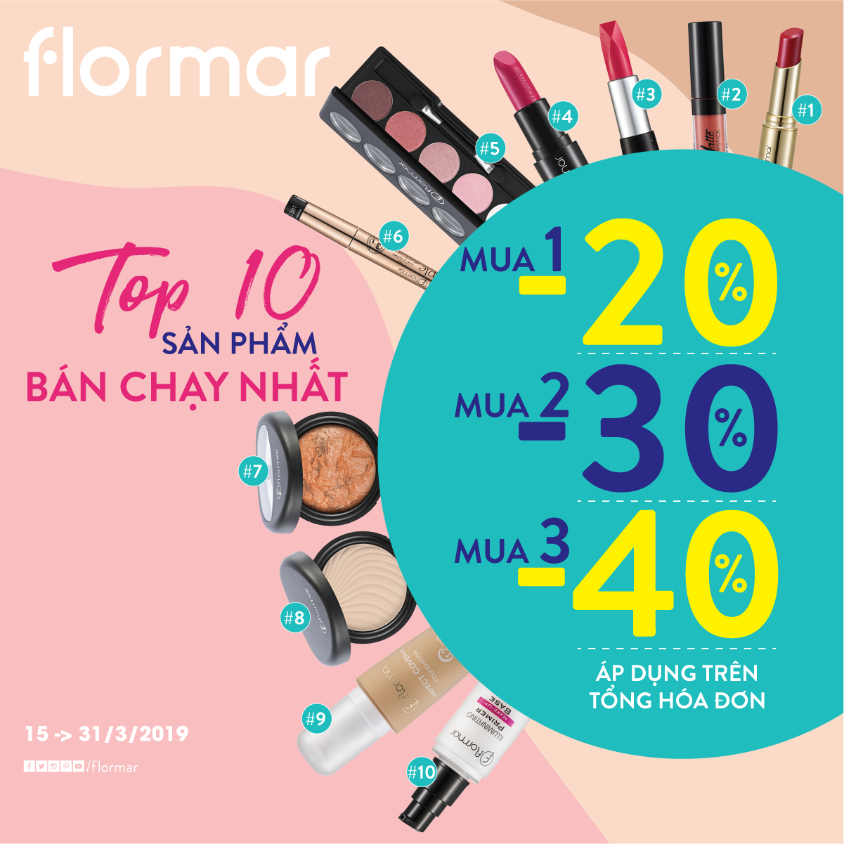 FLORMAR BEST CHOICE