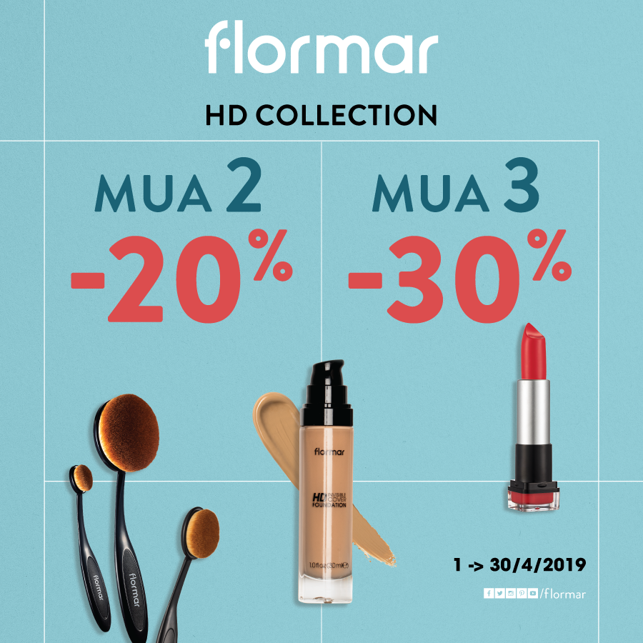 Flormar - HD collection