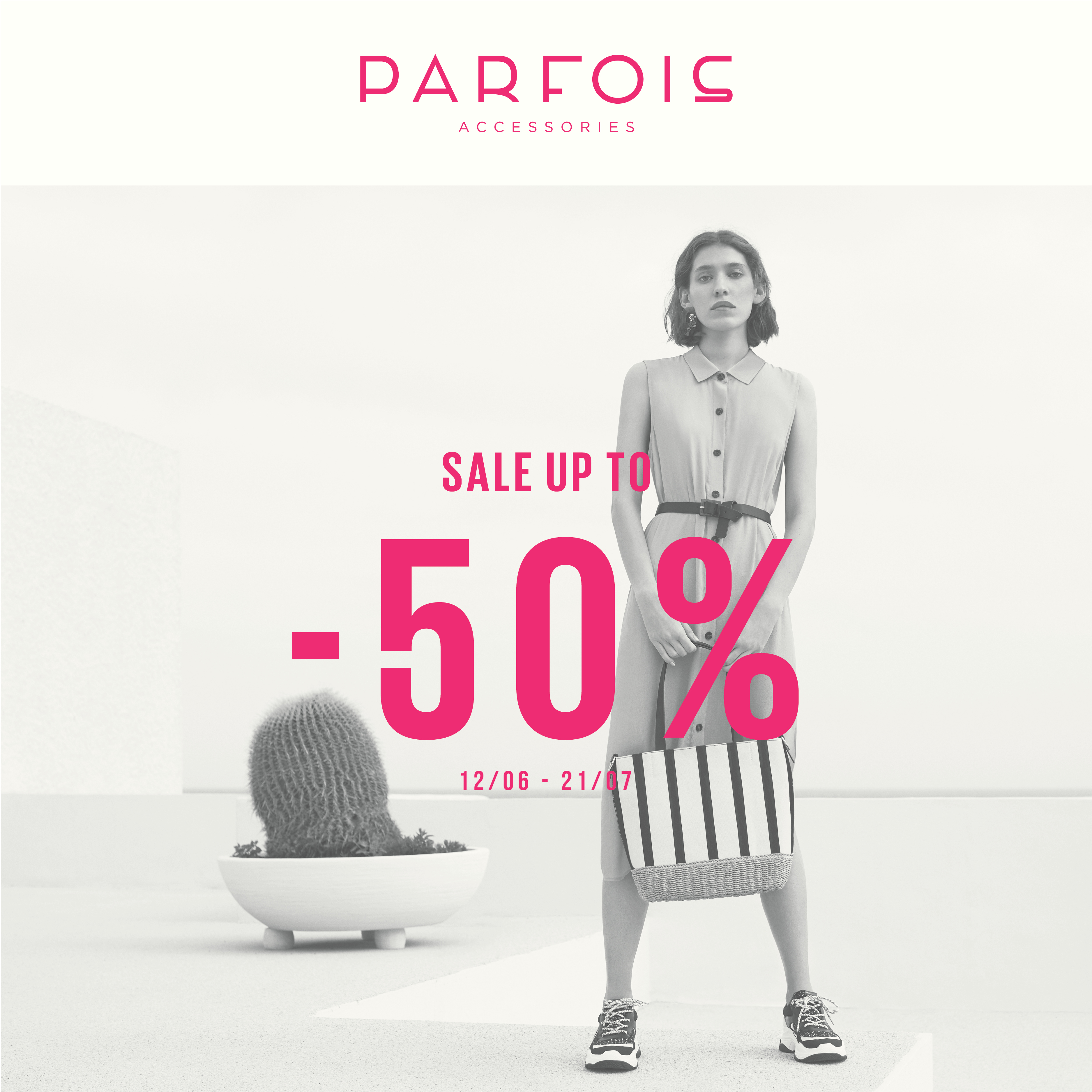 PARFOIS' END OF SEASON SALE: SALE UP TO 50%